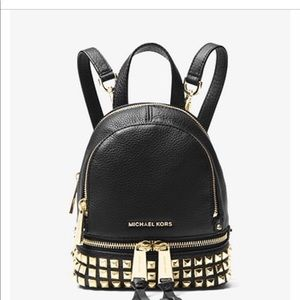 Michael Kors mini backpack